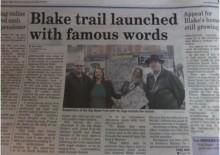 Observer Article :  Artist celebrates Sussex Links
