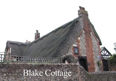 A short film for the Big Blake Project - by Philip Davidson