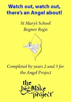 The Big Blake Angel Project May-July 2014