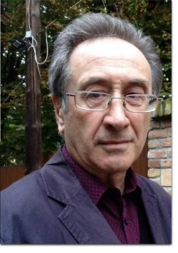 George Szirtes announced as Judge for 2015 Prize.